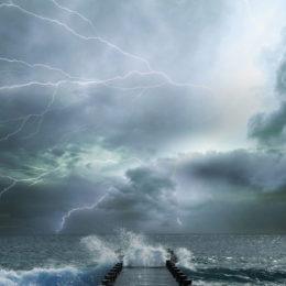 tempete ocean