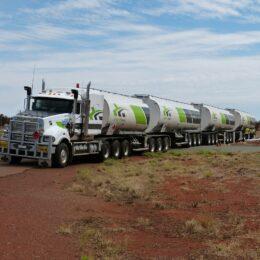 Camions citernes à pulvérulents